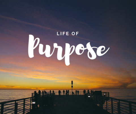 Living a purpose