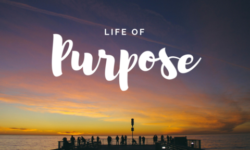Sunday School Lesson 30 – LIVING A PURPOSE DRIVEN LIFE